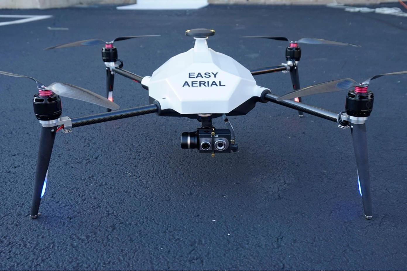 Drone startup Easy Aerial raises $6.15M in Series A funding