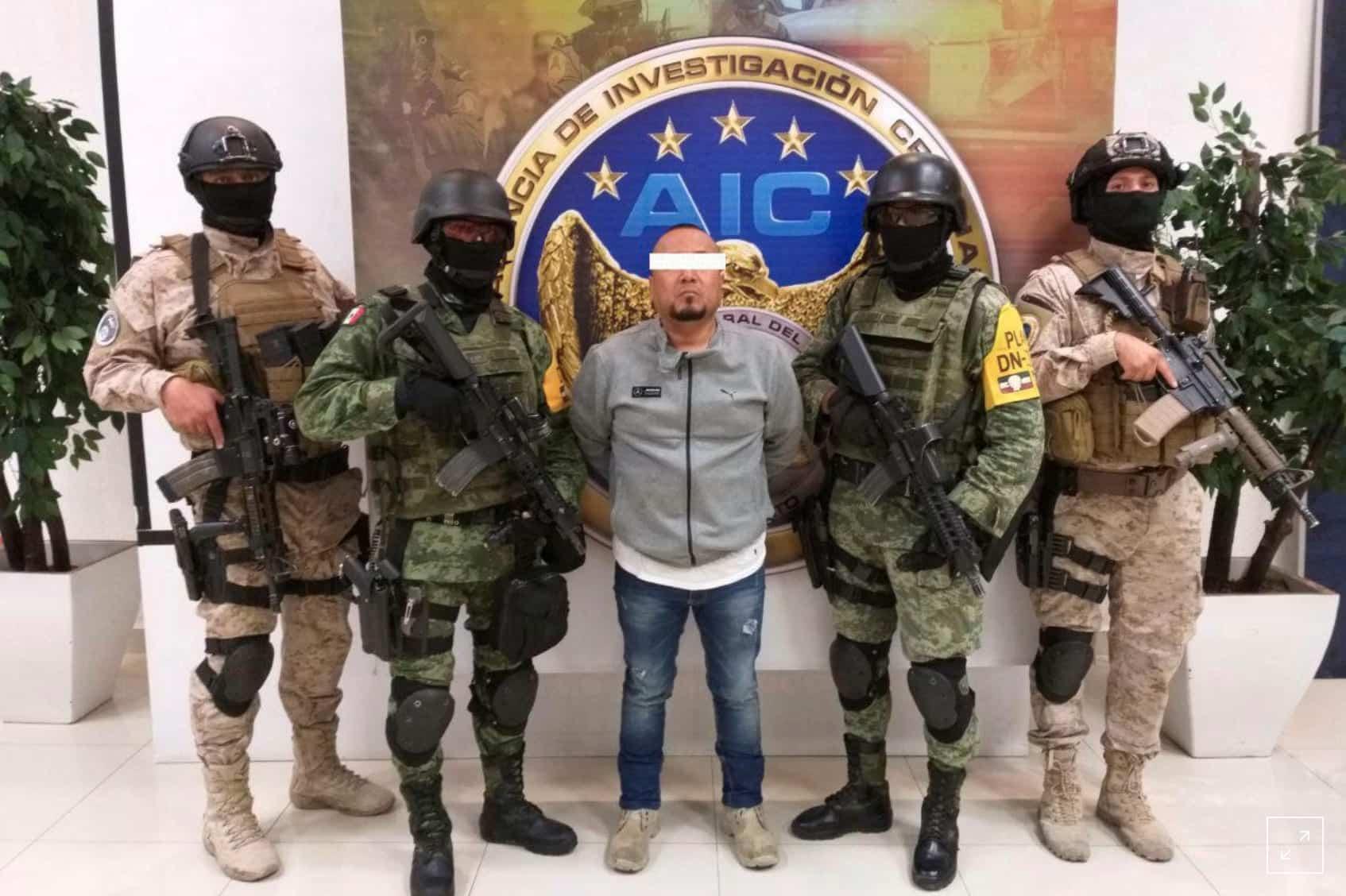 Drones used to capture Mexico's drug boss 'El Marro'