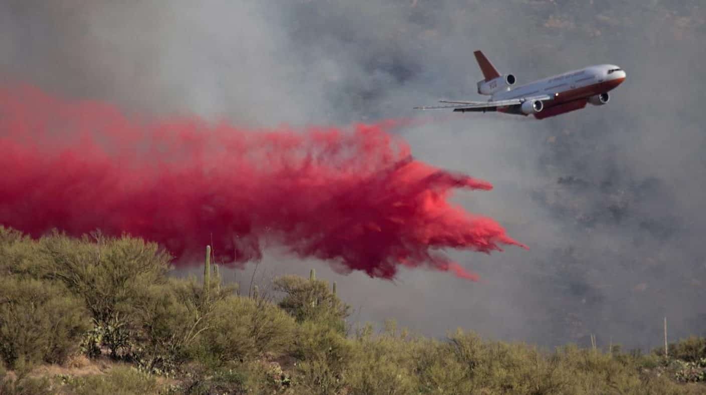 No FAA prosecution for operator suspected of flying drone illegally into Bighorn Fire-fighting airspace