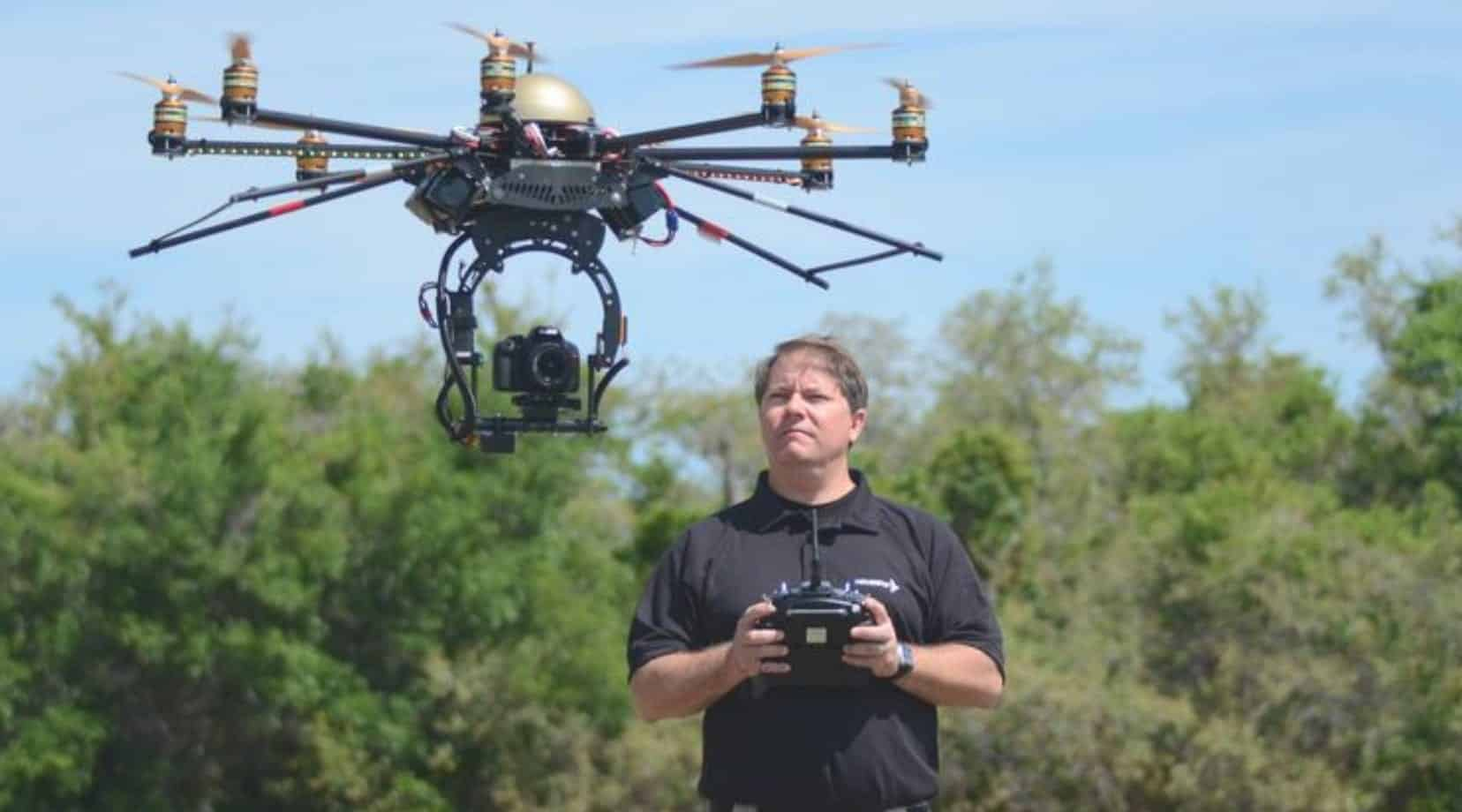 Orlando-based drone company Hoverfly receives $10M investment