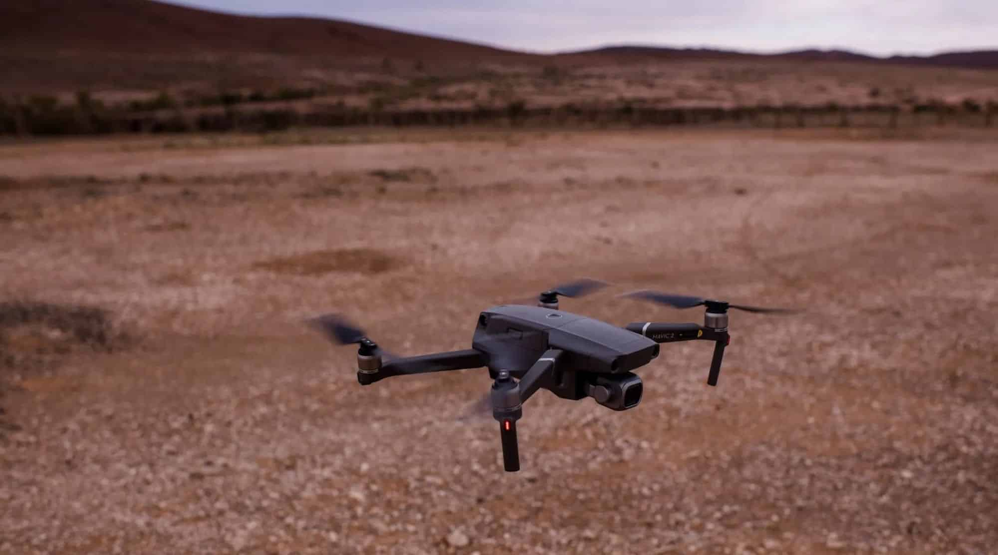 Australian government is 'comfortable' with data security of DJI drones