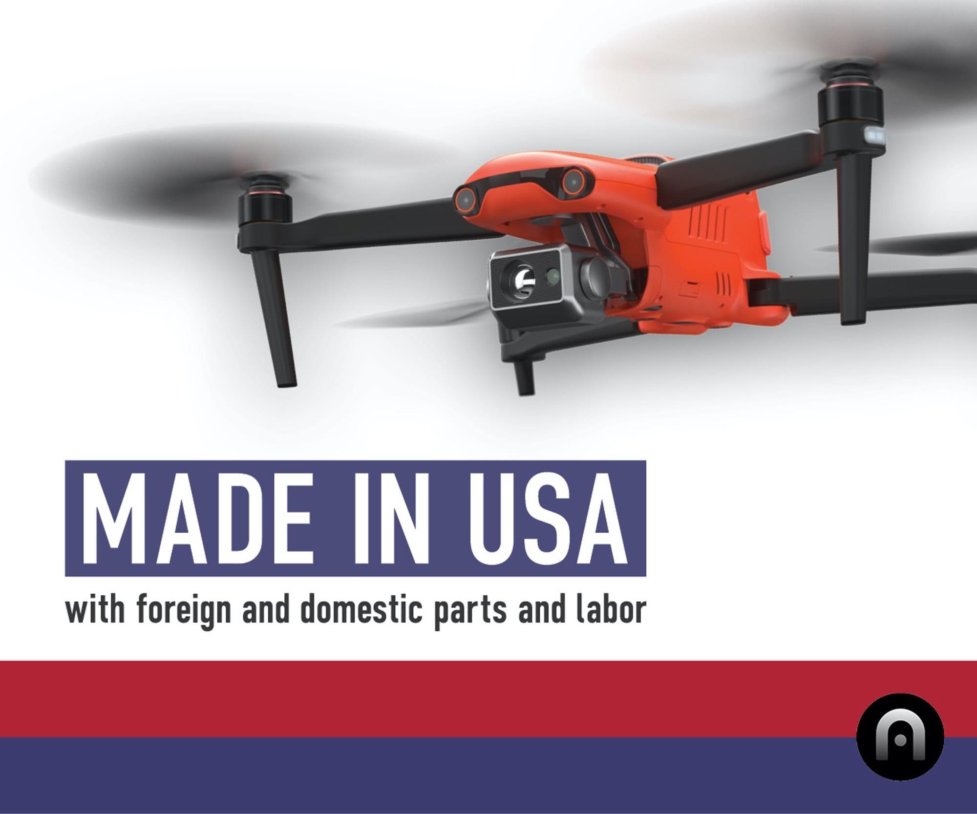 Autel announces its Made-in-USA EVO II Dual Bundles