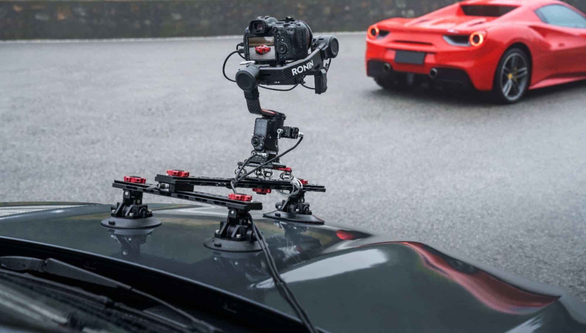 DJI Ronin RS2 and RSC2 photos and price revealed by Best Buy