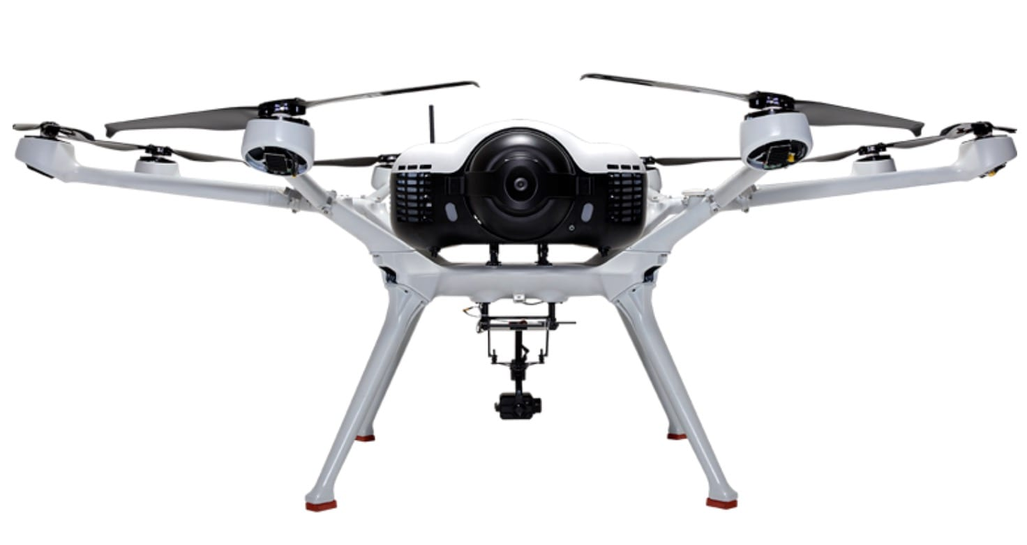DS30 drone with Pixhawk Flight Controller released by Doosan offers two-hour flight time