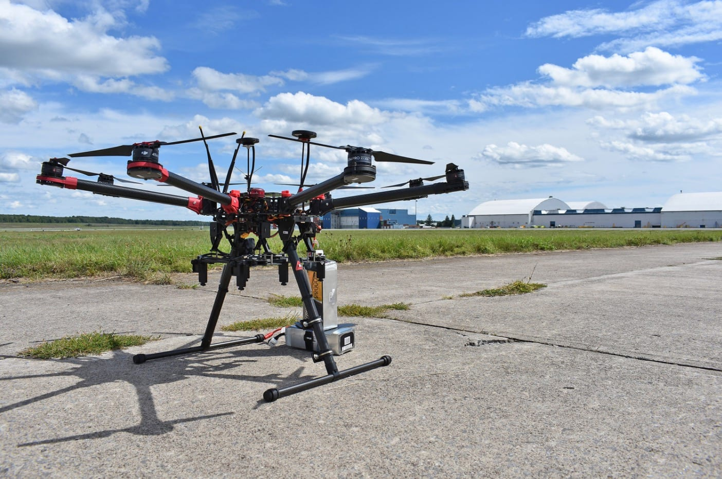 FAA starts Remote ID drone test flights at Griffiss Airport - Officials suggest Rome drone test site to Walmart and Amazon