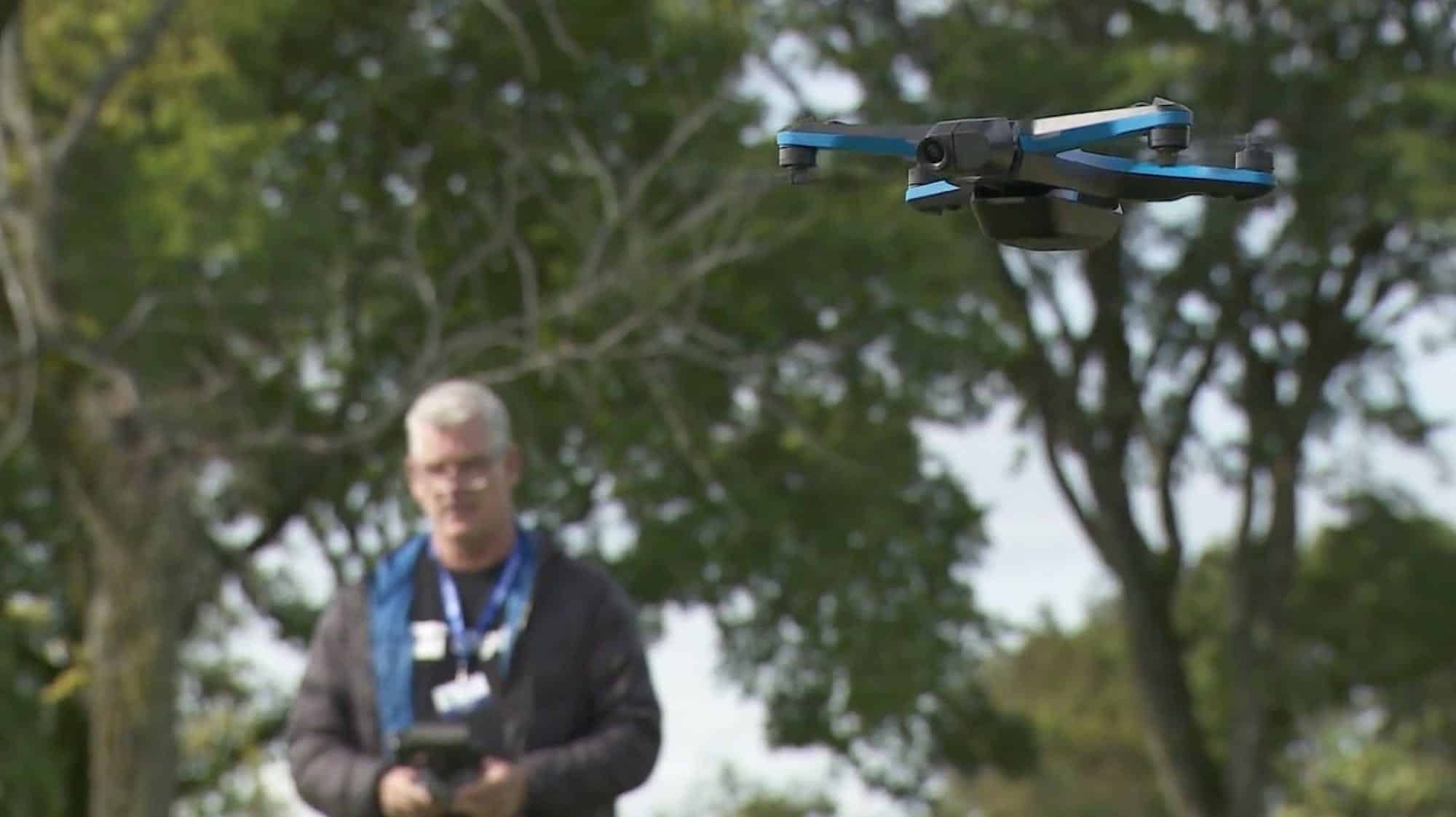 Future of fighting crime arrives with police and fire adding drones to toolkits