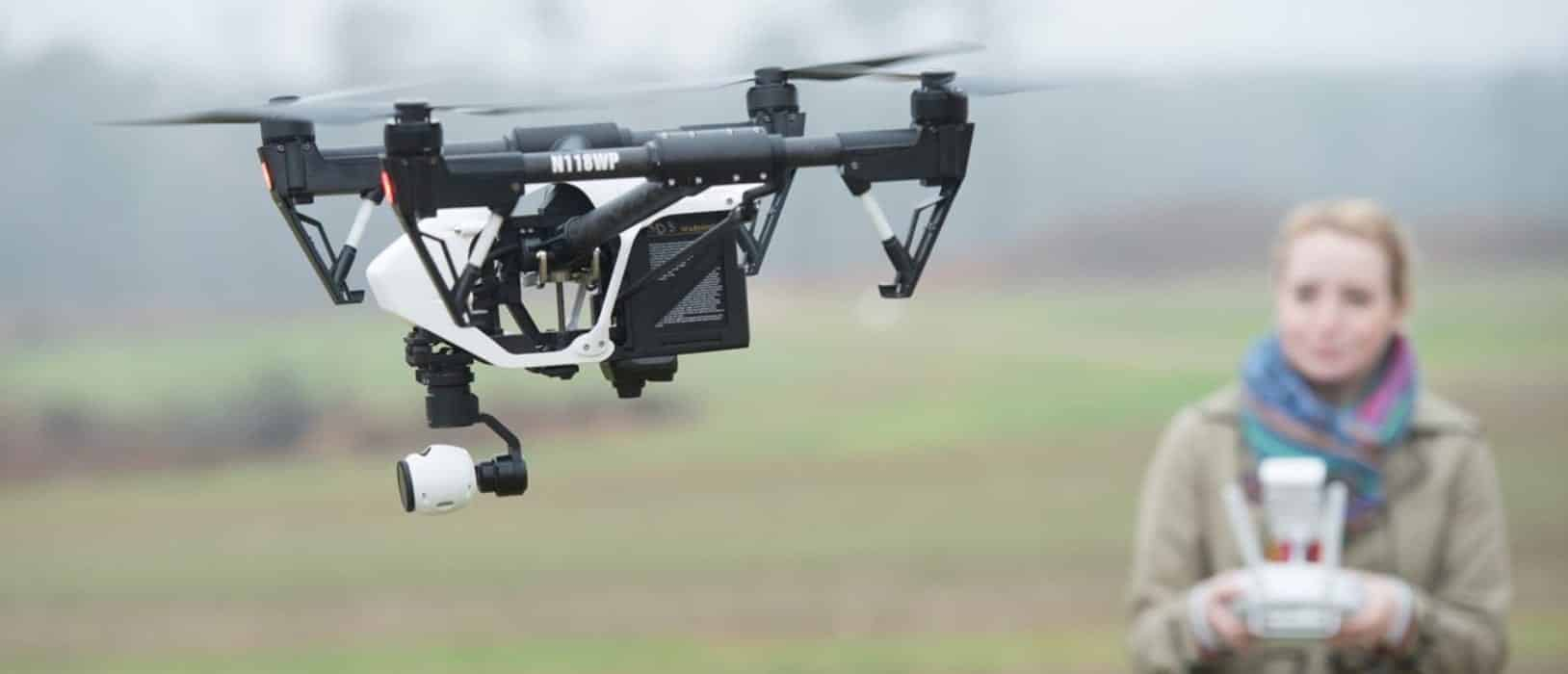 NC Department of Transportation drone program nominated for national award