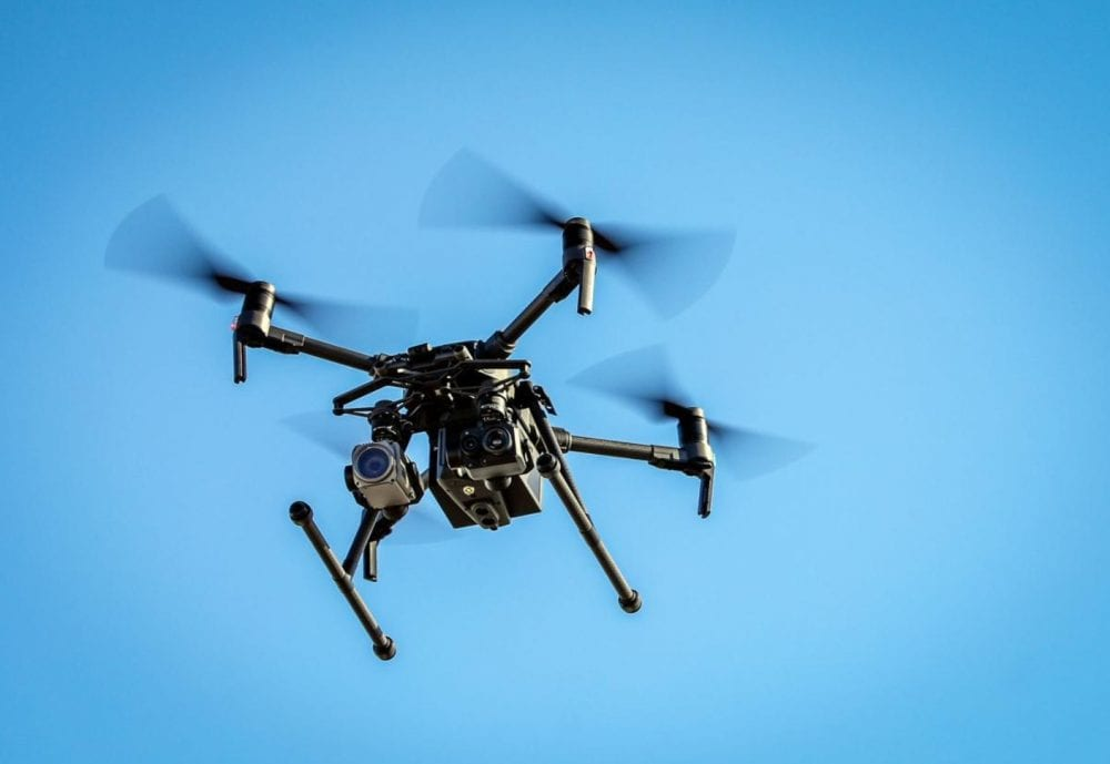 In Arizona, authorities use drones in the search of more remains while working on tracing several body parts found in remote areas.