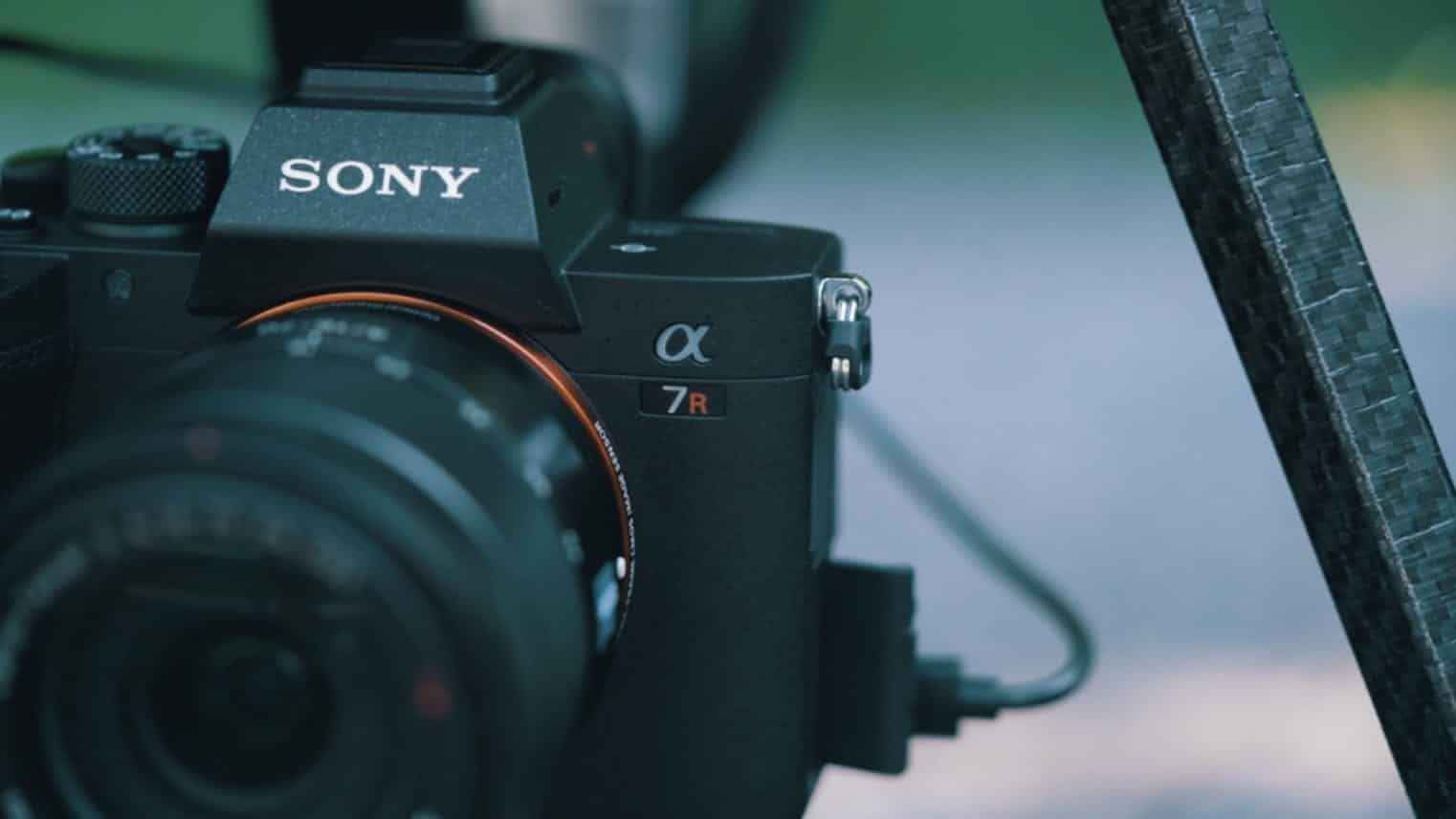 Auterion offers world-first payload integration of Sony A7R4 camera