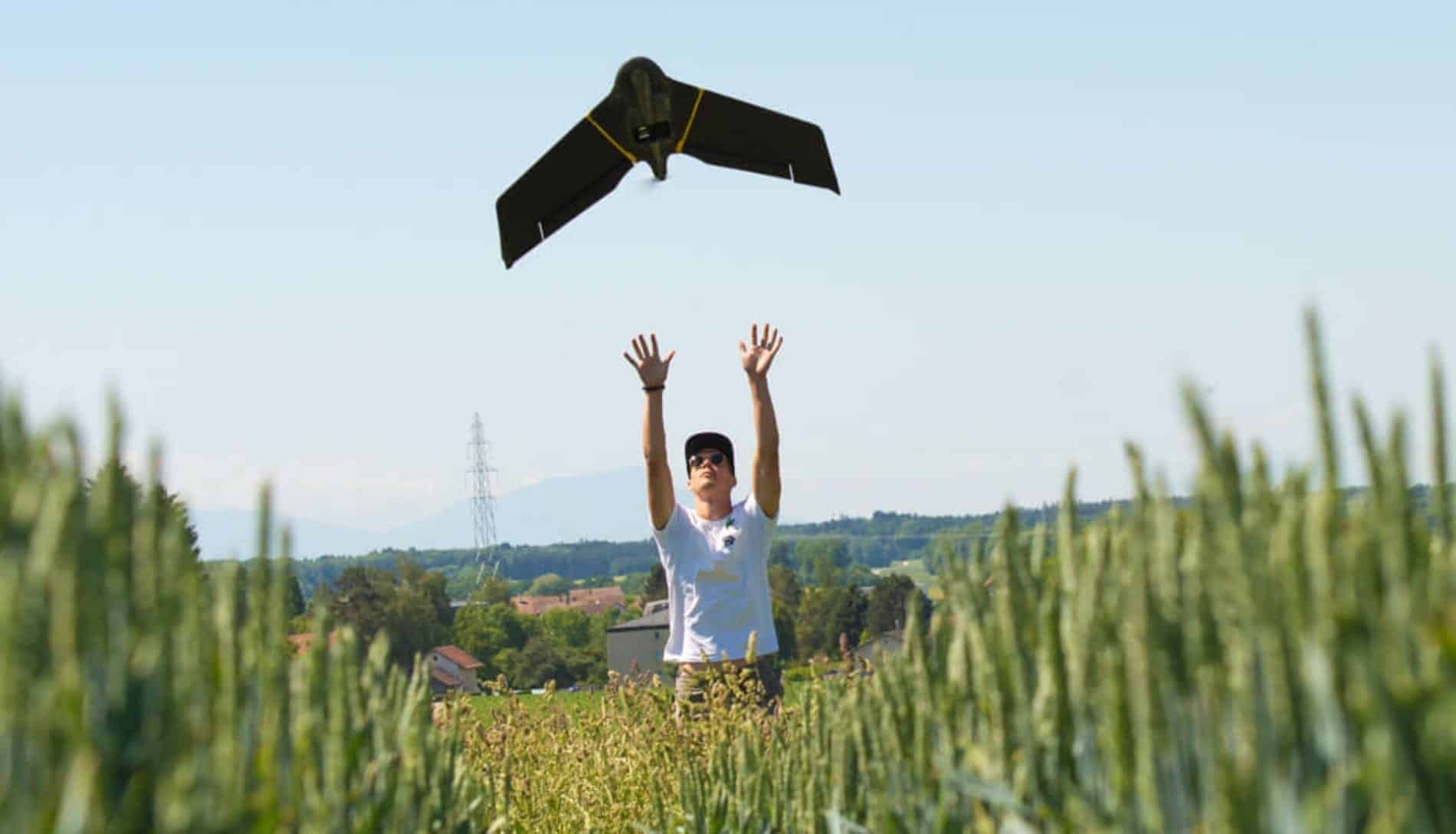 senseFly – Scaling new safety heights with fixed-wing drone technology