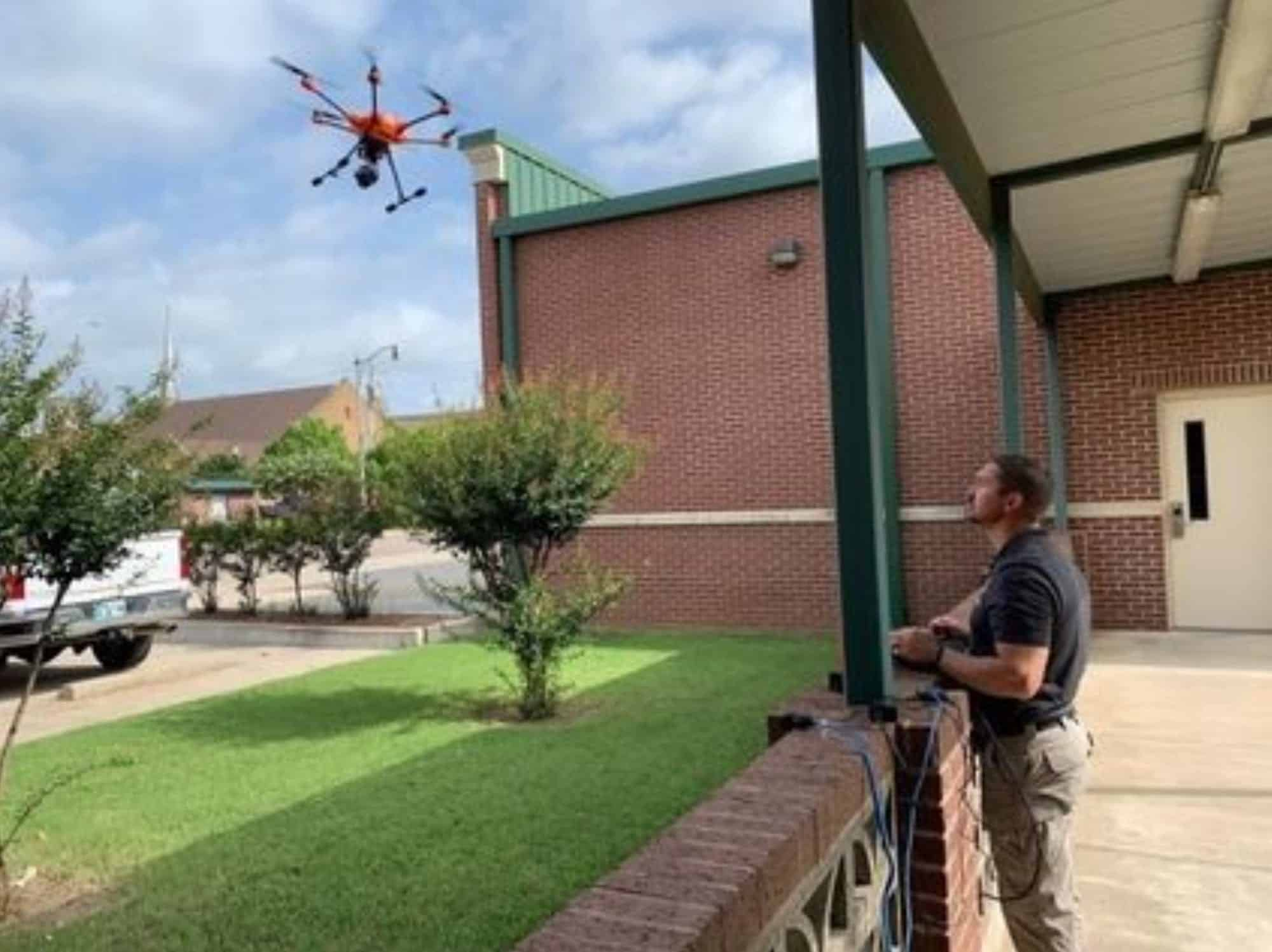 Drones are an essential part of Choctaw Nation Disaster Preparation