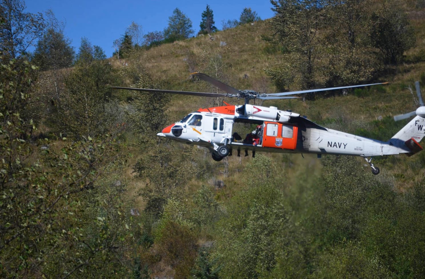 Thermal drone finds missing teen after two days near Mt. St. Helens