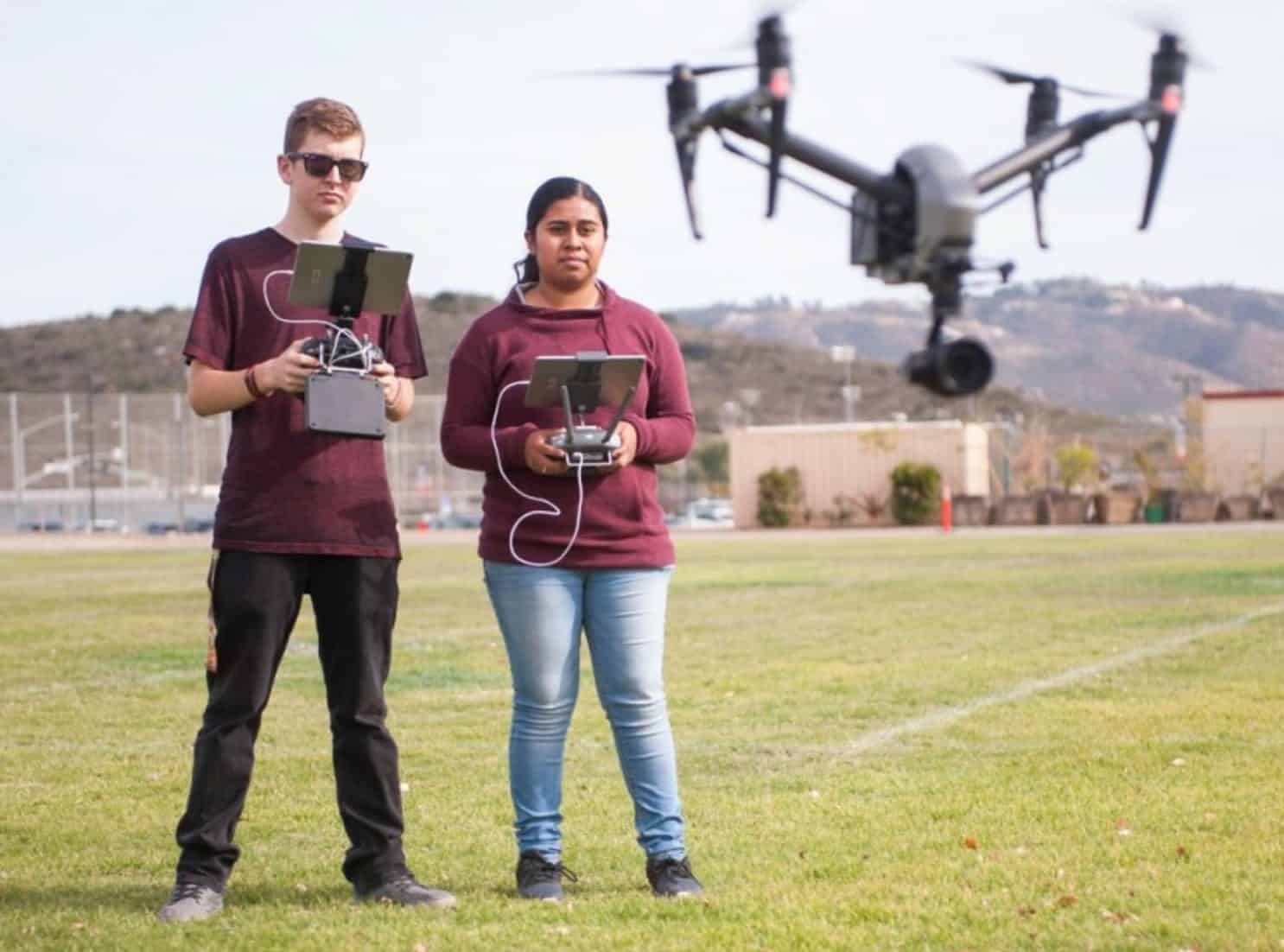 Three colleges in Southern California have been selected for FAA drone initiative