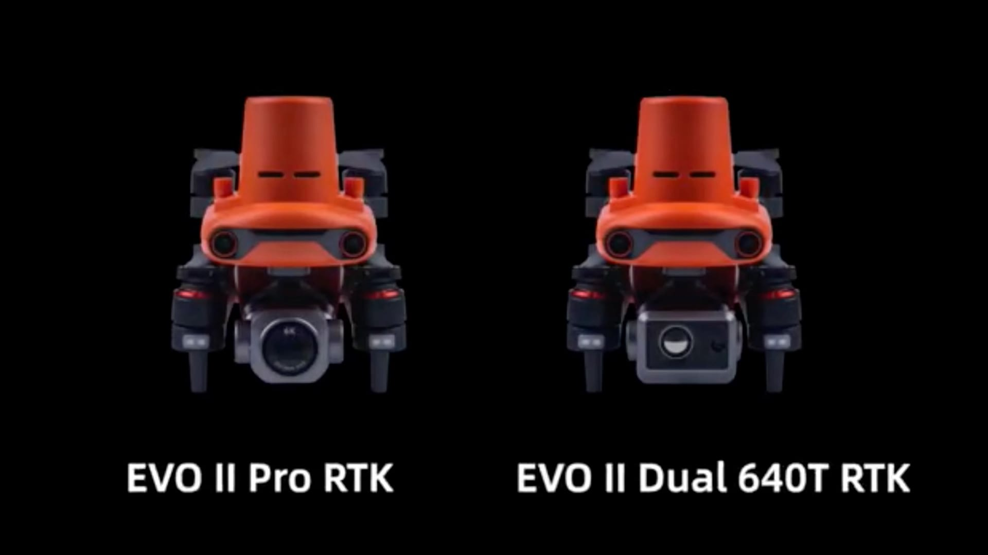 Autel Evo II Pro RTK and Autel EVO II Dual 640T RTK are on the way