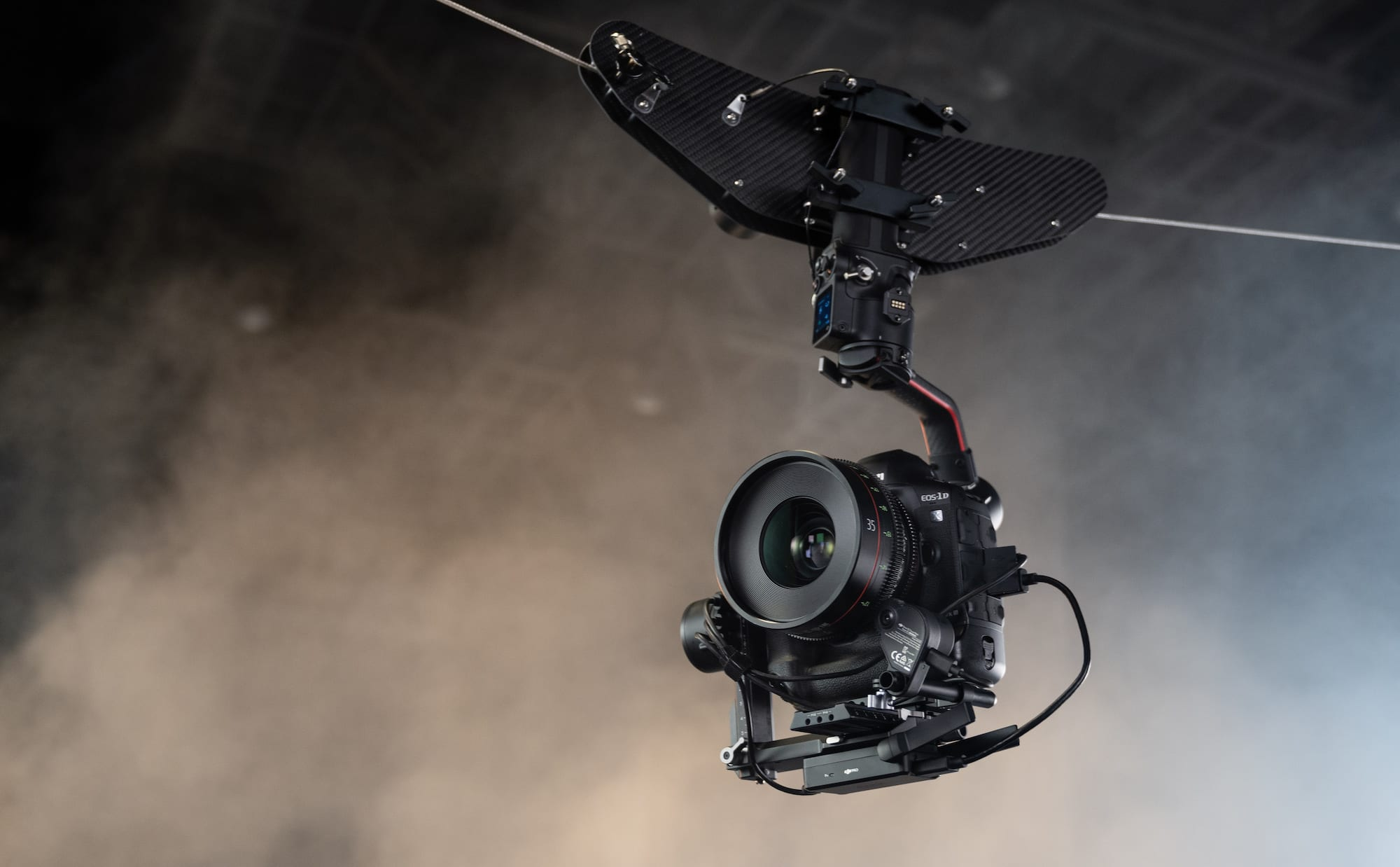 DJI introduces new Ronin Series with RS2 gimbal