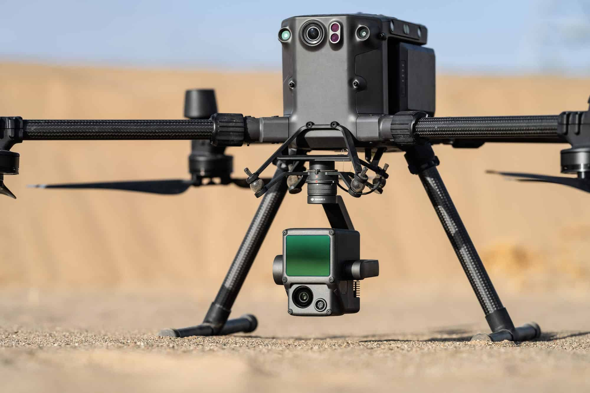 New DJI Zenmuse P1 and L1 payloads for DJI Matrice 300