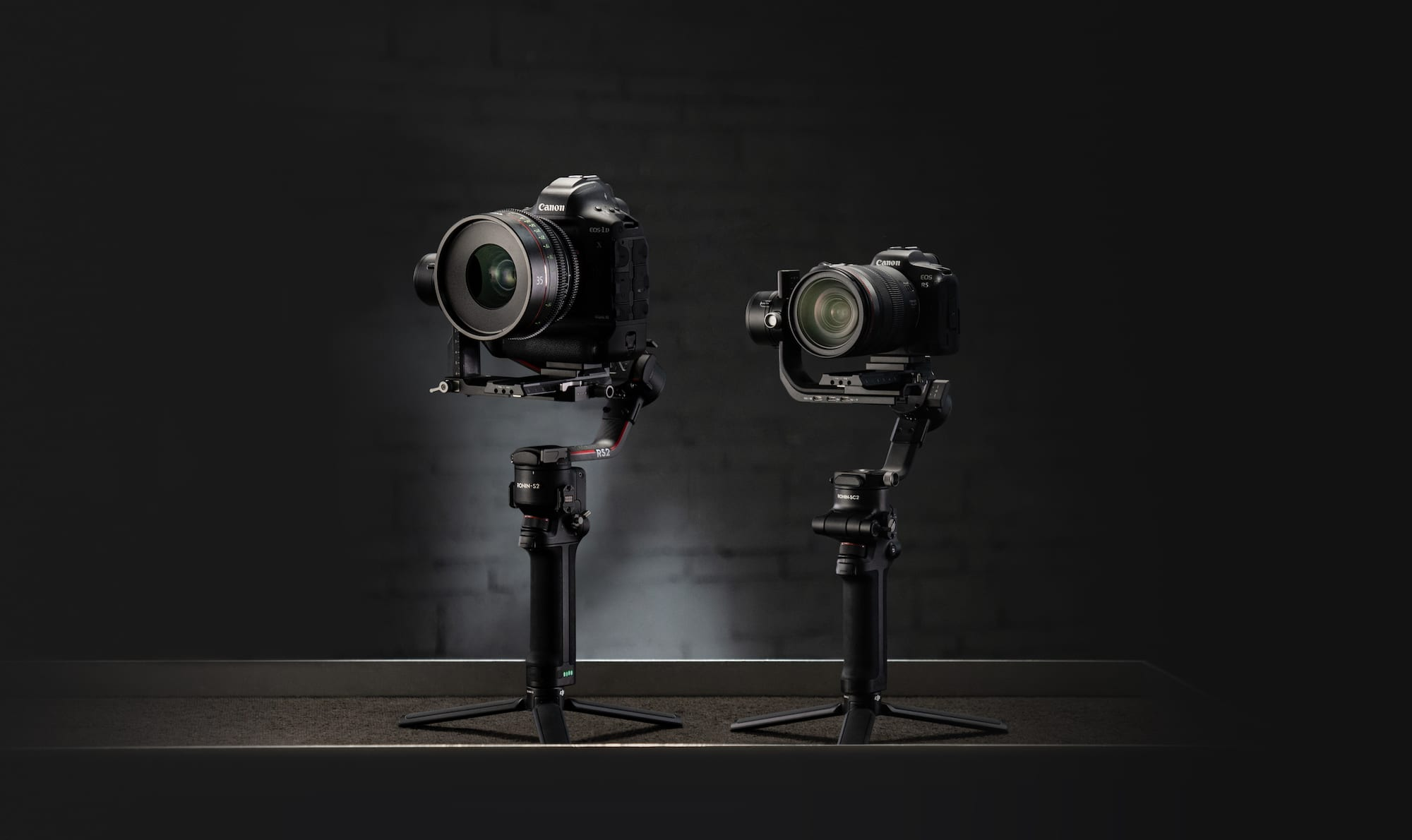DJI introduces new Ronin Series with RS 2 and RSC 2 gimbals