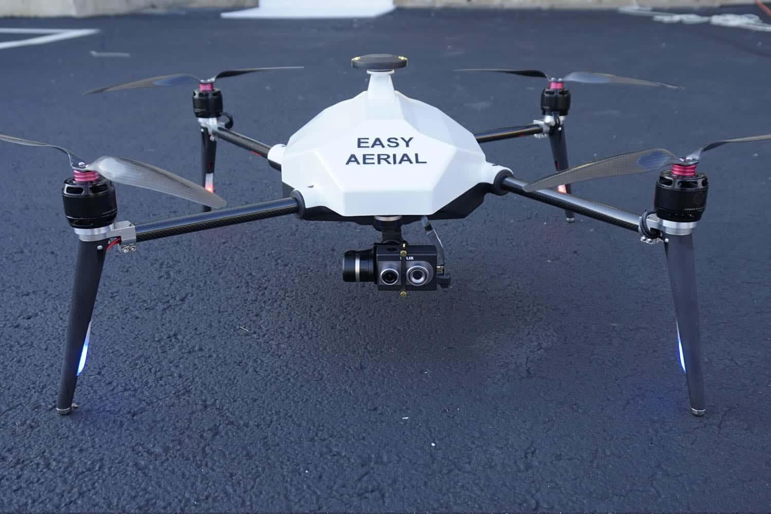 Easy Aerial integrates infiniDome GPSdome tech for GPS-denied environments
