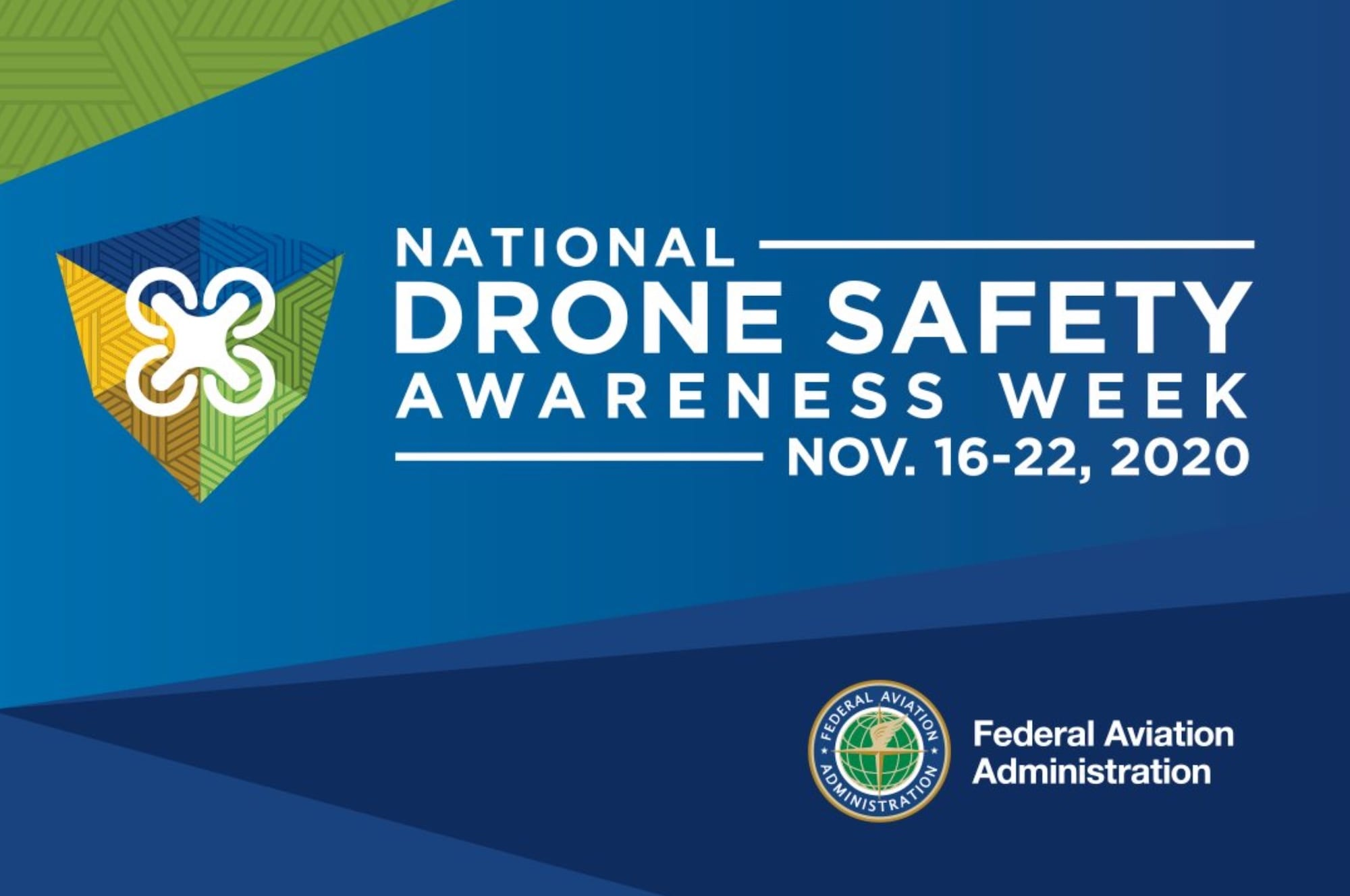 FAA 2020 virtual National Drone Safety Awareness Week