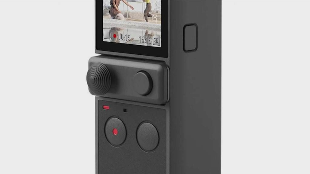 Leaked photos of DJI Osmo Pocket 2 show up