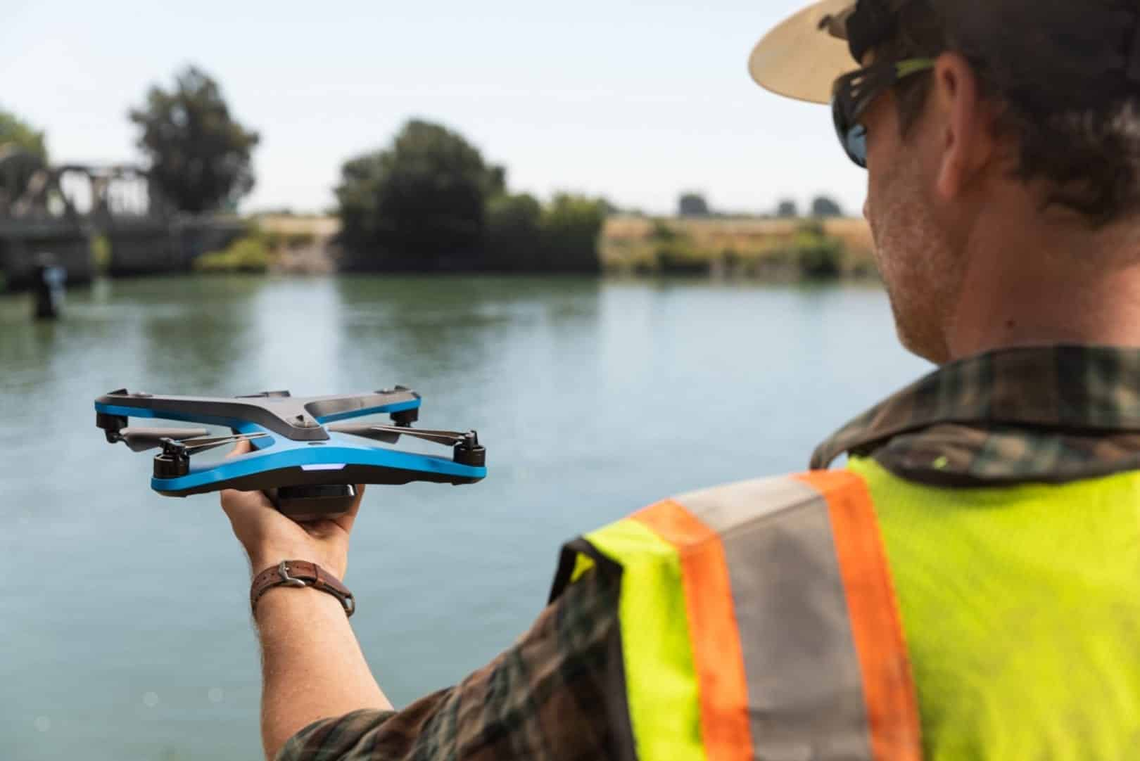 FAA grants NSDOT waiver to fly Skydio drones BVLOS during inspections