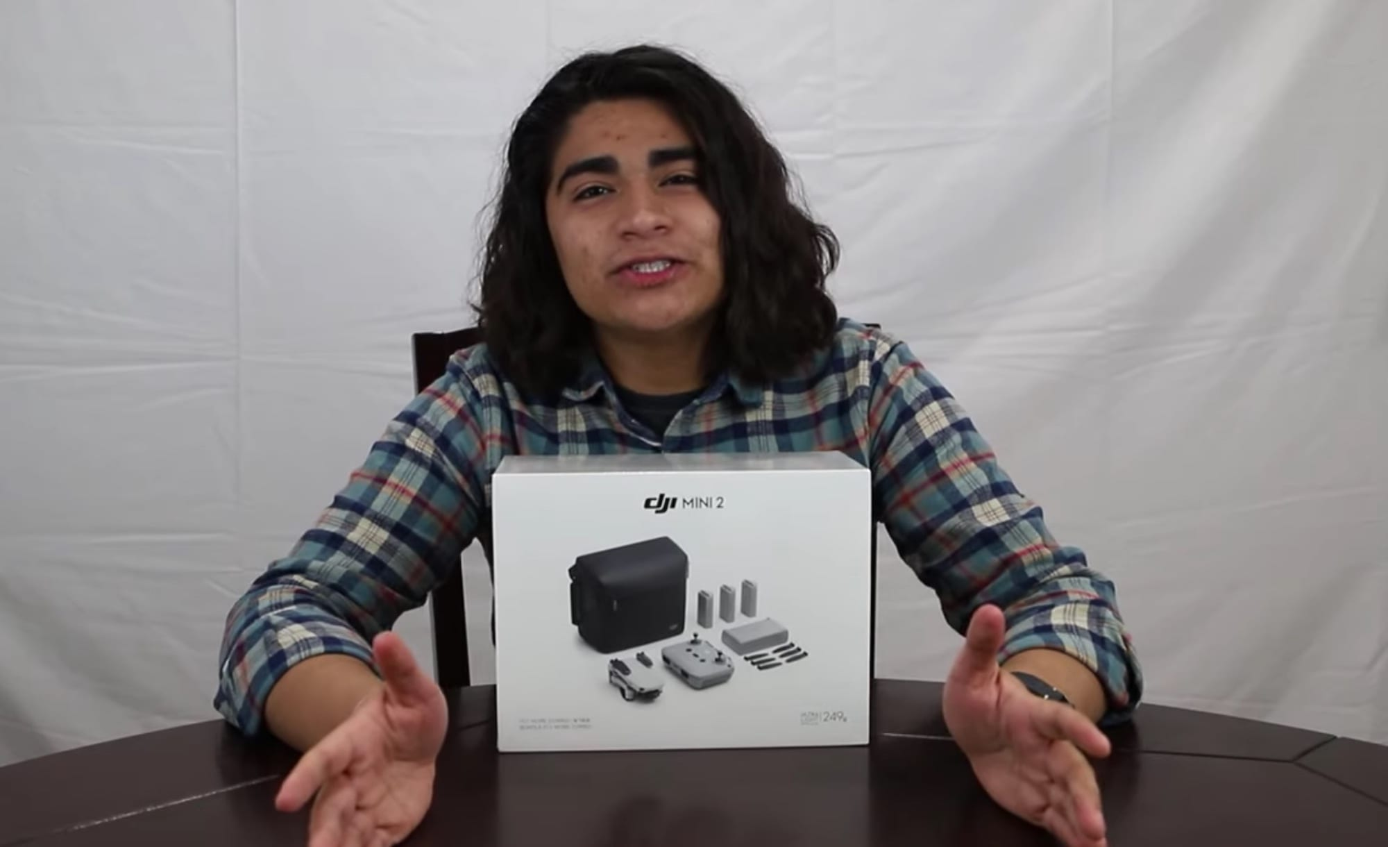 DJI Mini 2 Fly More Combo unboxing video hits YouTube. Yes, another one...