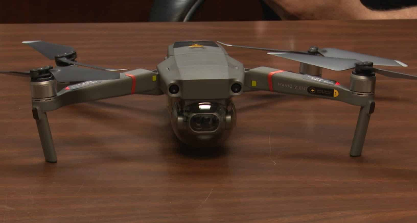 Anonymous donor gives drones to Albertville police and fire departments