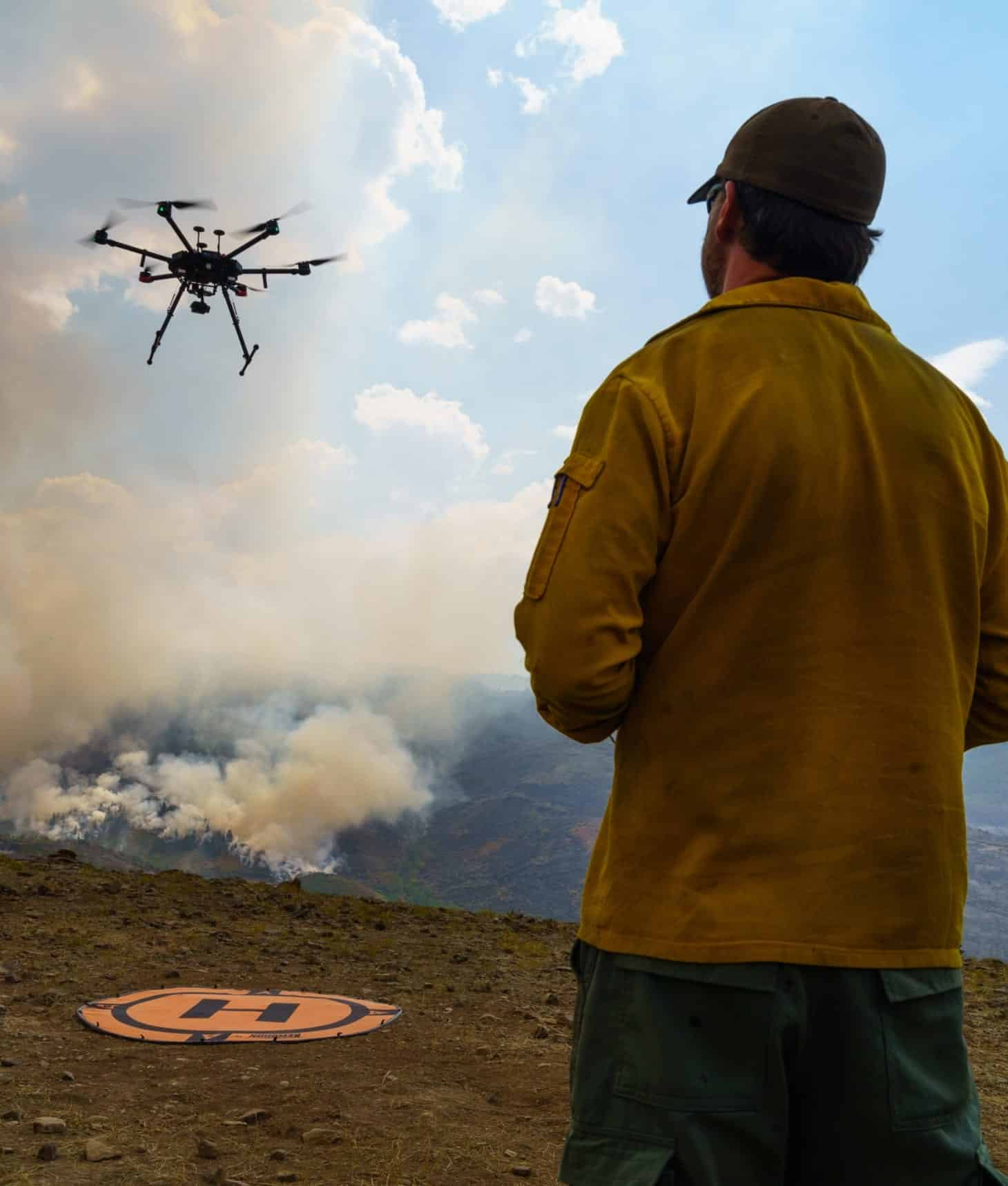Washington needs to reconsider drone-banning proposals, says CEO Drone Amplified