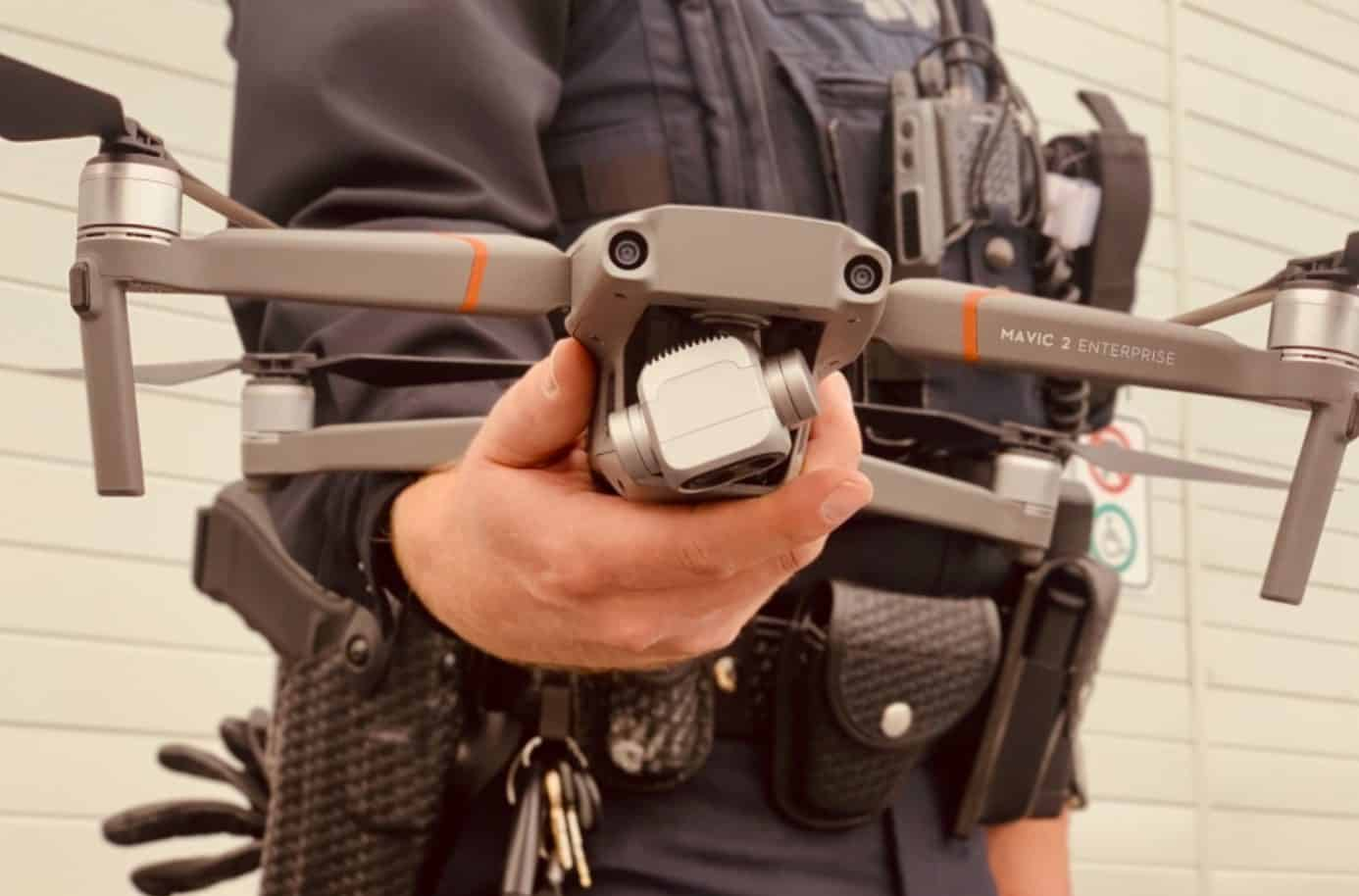 Canadian police find missing Lethbridge man with a DJI Mavic 2 Enterprise drone