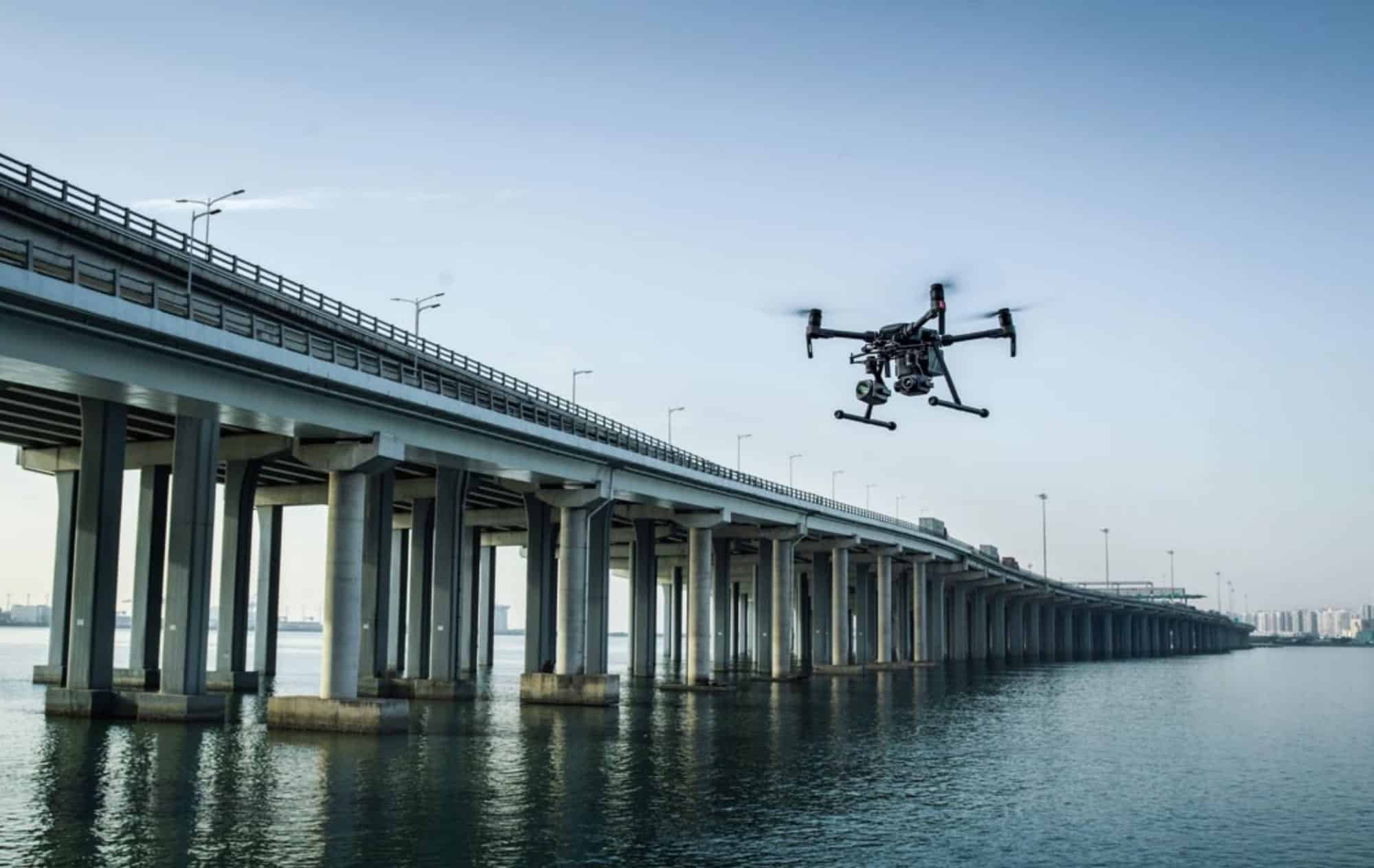 "DJI: ""Flying drones safest form of aviation"""