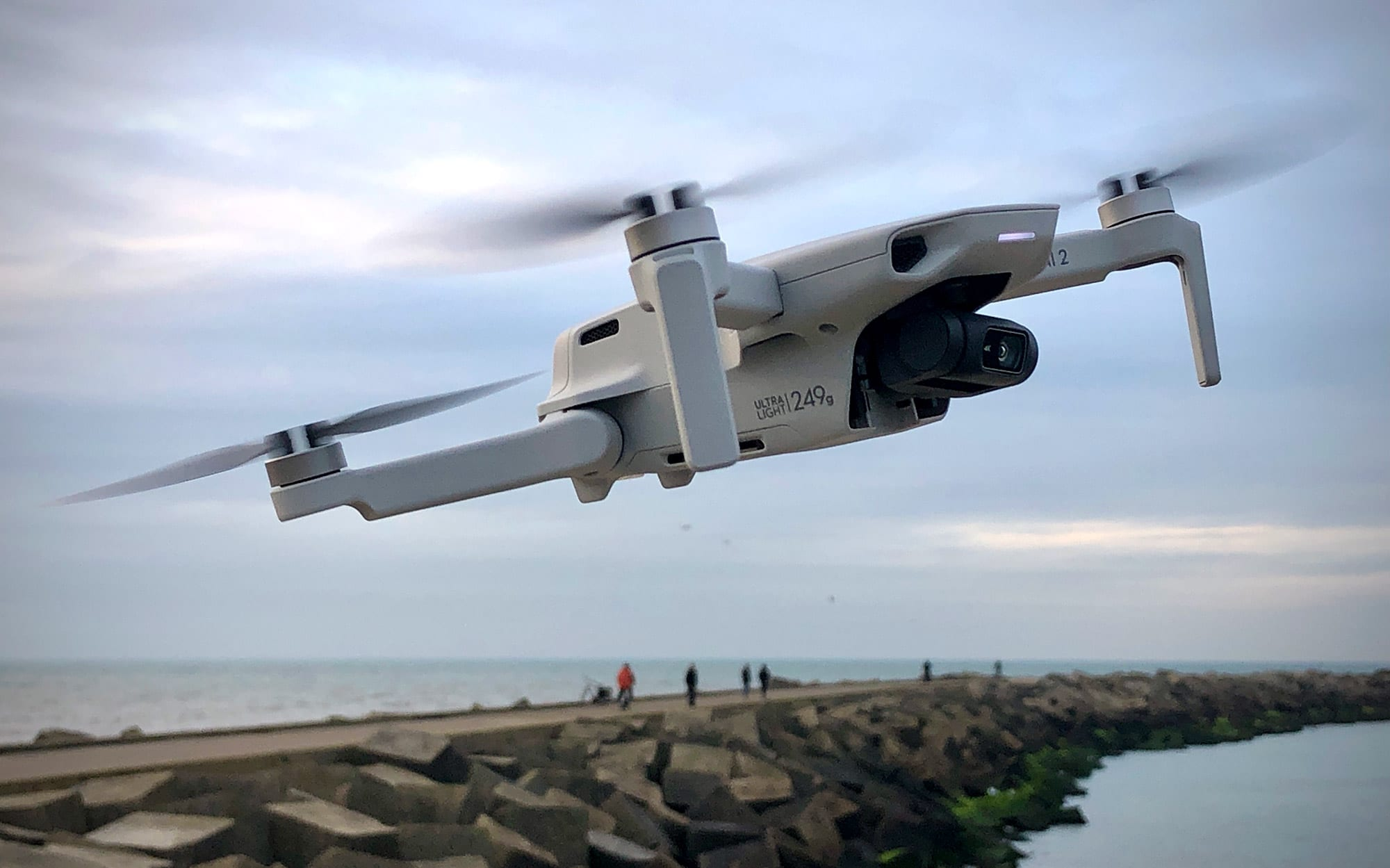 DJI Mini 2 review: less is more in windy conditions
