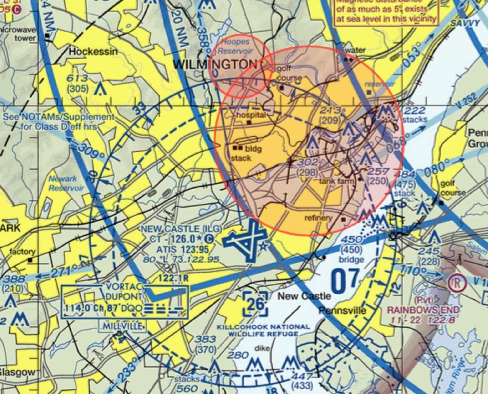 FAA declares Biden's house a no-drone zone