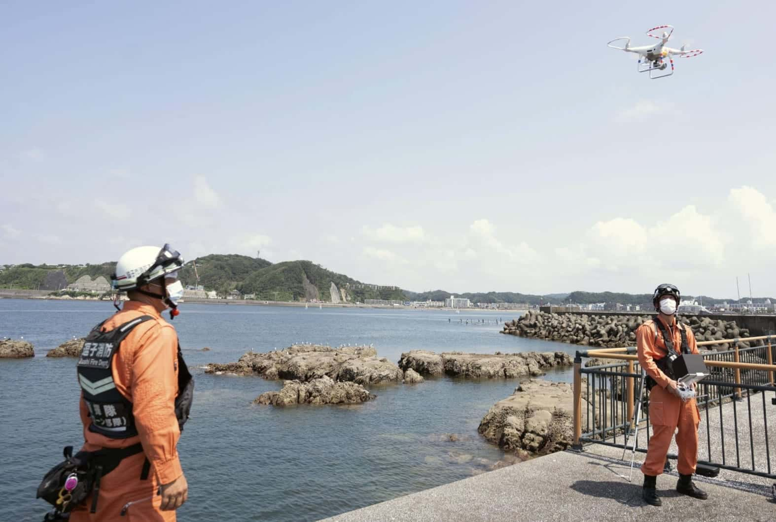 Japan to stop buying Chinese made drones over data security concerns