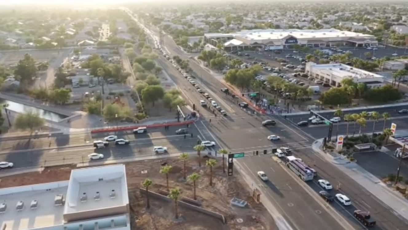 Gilbert police officers give drone pilot hard time for legal drone flight
