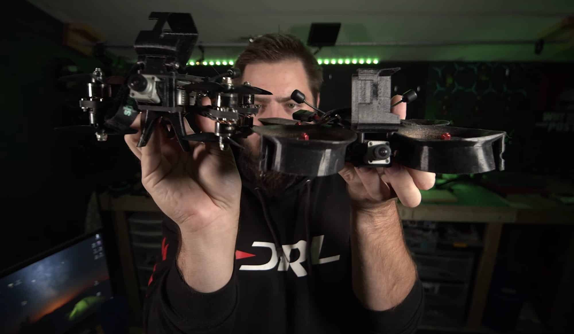 Nurk FPV explains what FPV drone to use for filming
