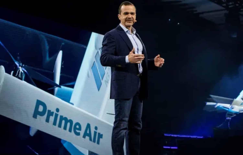 Dozens laid off at Amazon Prime Air drone program
