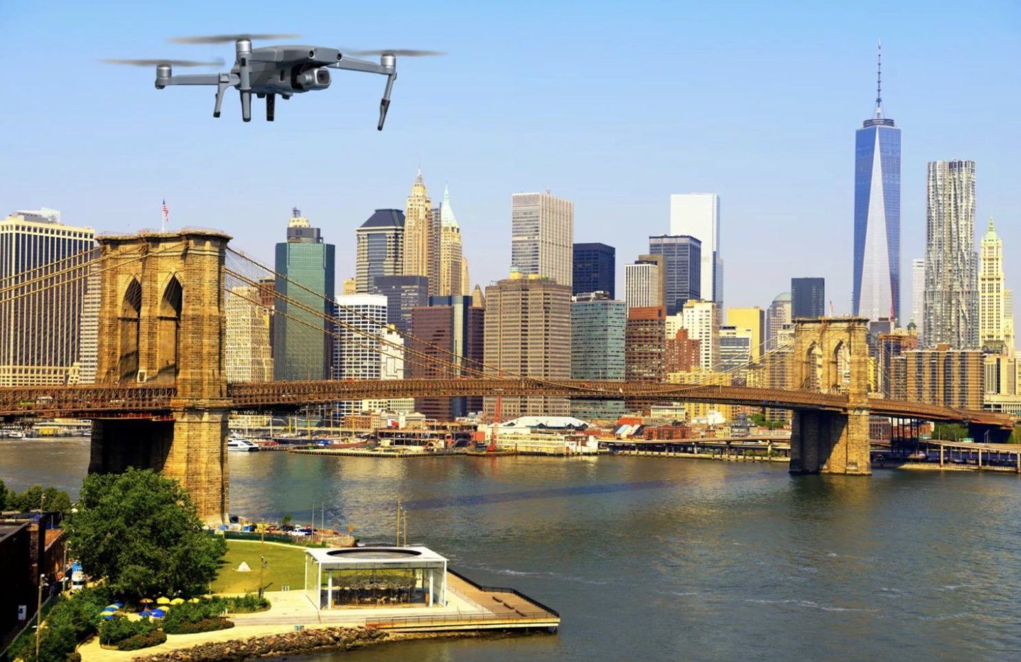 NYC tax collectors are looking to drones to increase revenue