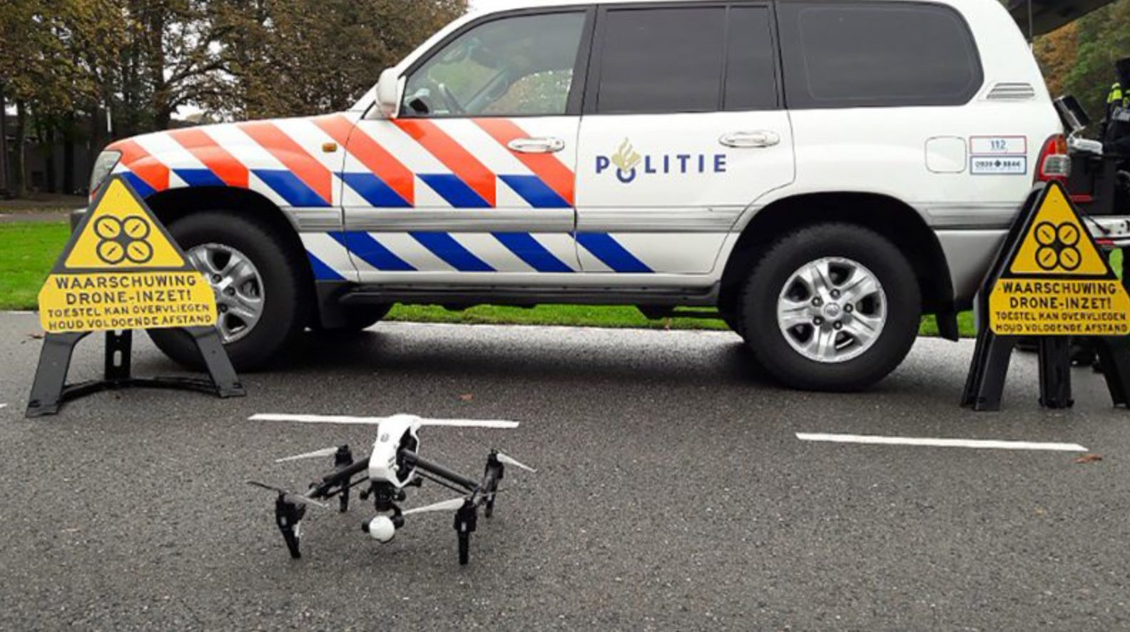 Dutch police will significantly expand drone fleet