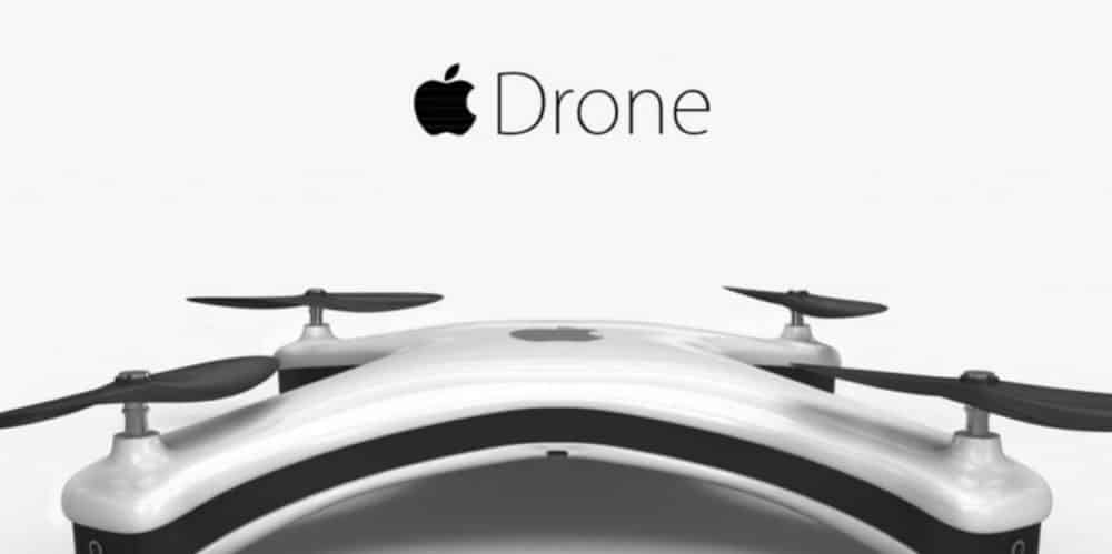 Apple is working on a high-tech modem for drones according to patent filing