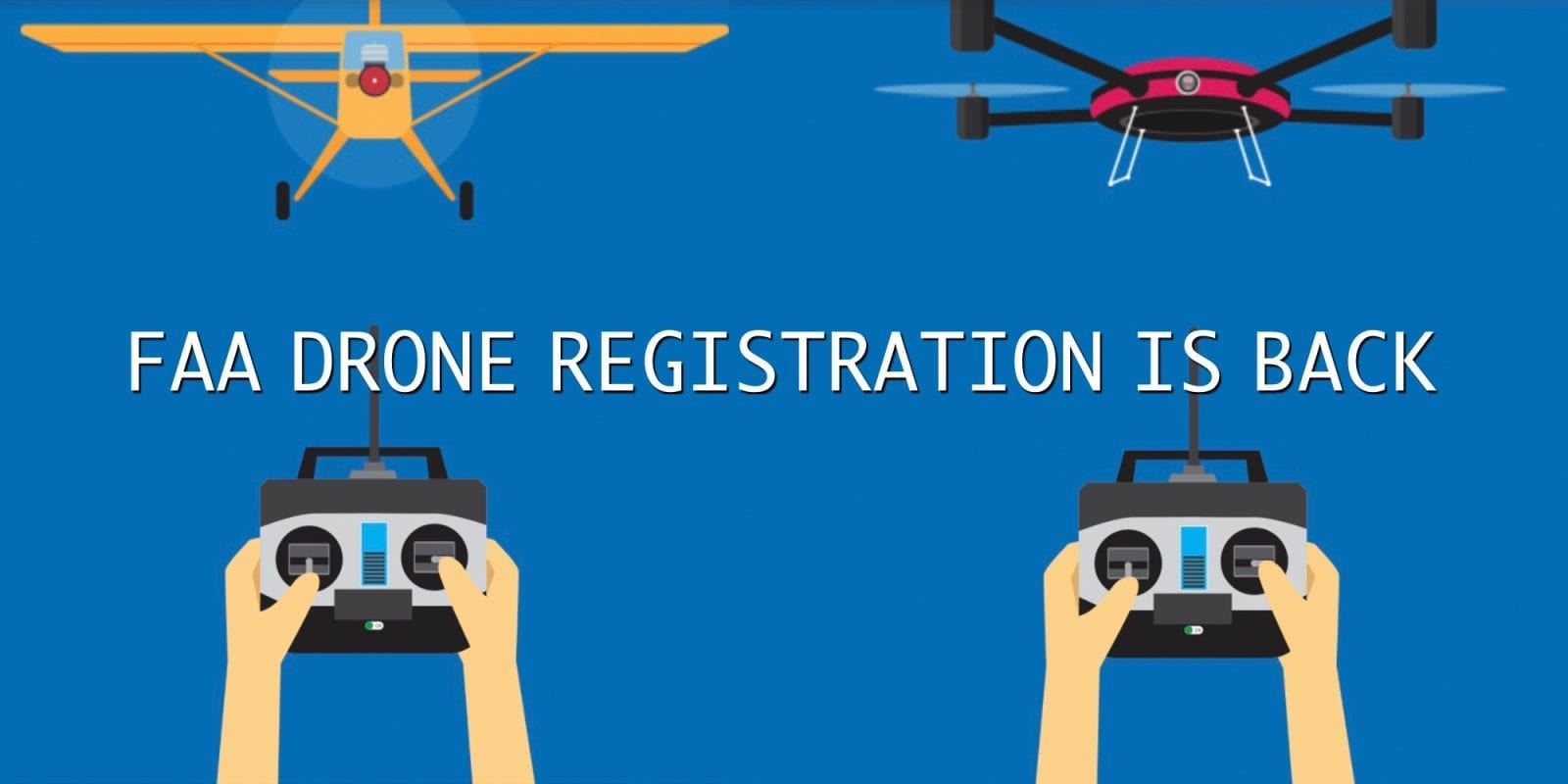 Are we witnessing the collapse of drone registration?