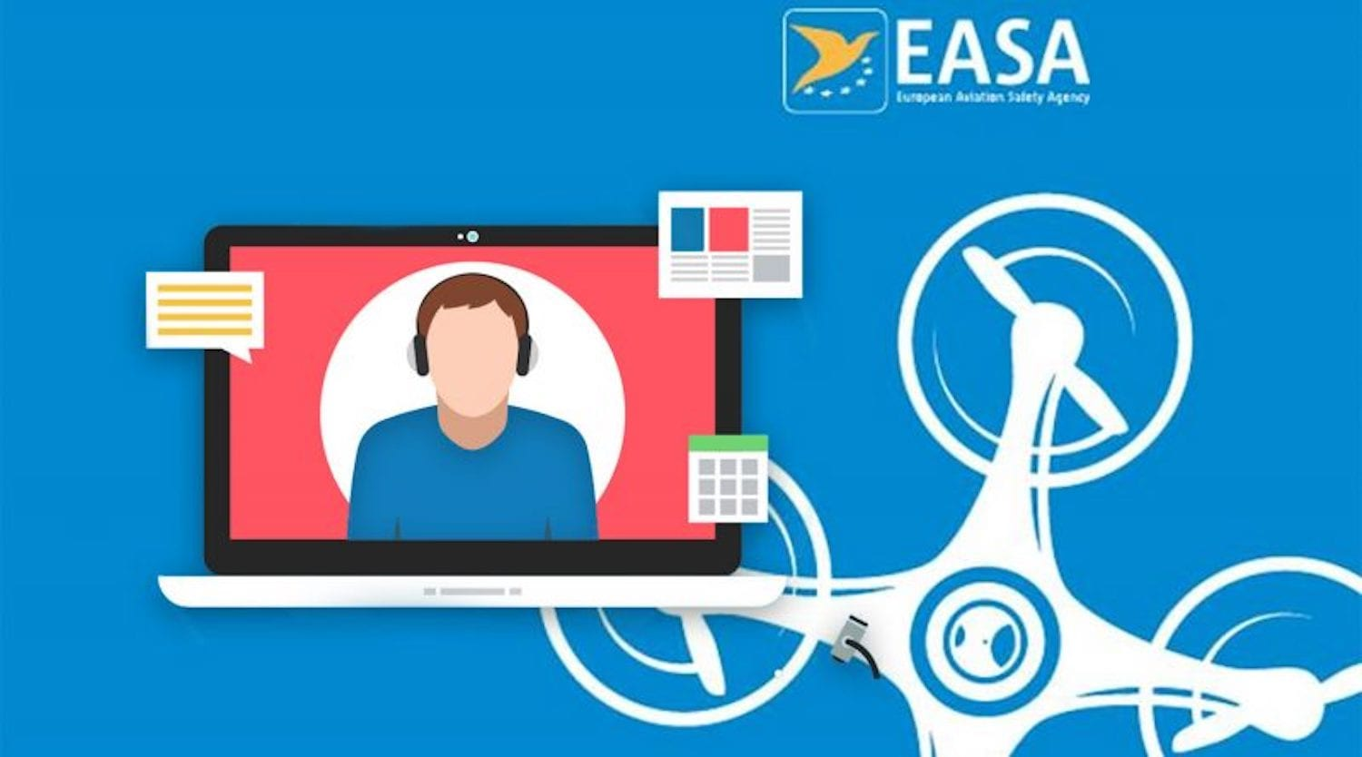 EASA organizes two webinars about EU drone regulations