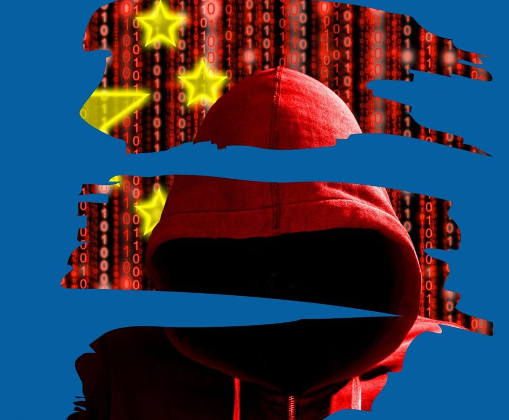 "Homeland Security warns Chinese tech is ""a grave threat' to data security"