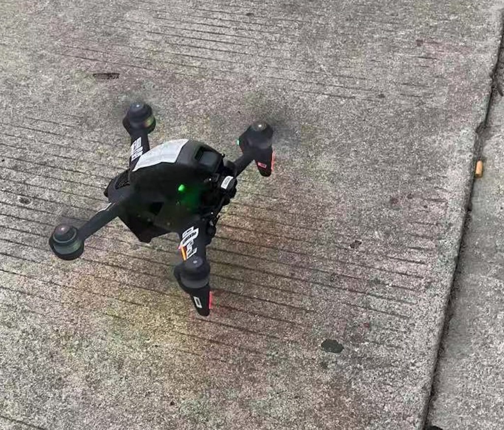 How do you think the DJI FPV quad will fly?
