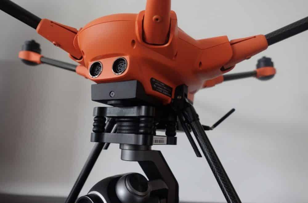 Sky Drone joins Nvidia incubator program