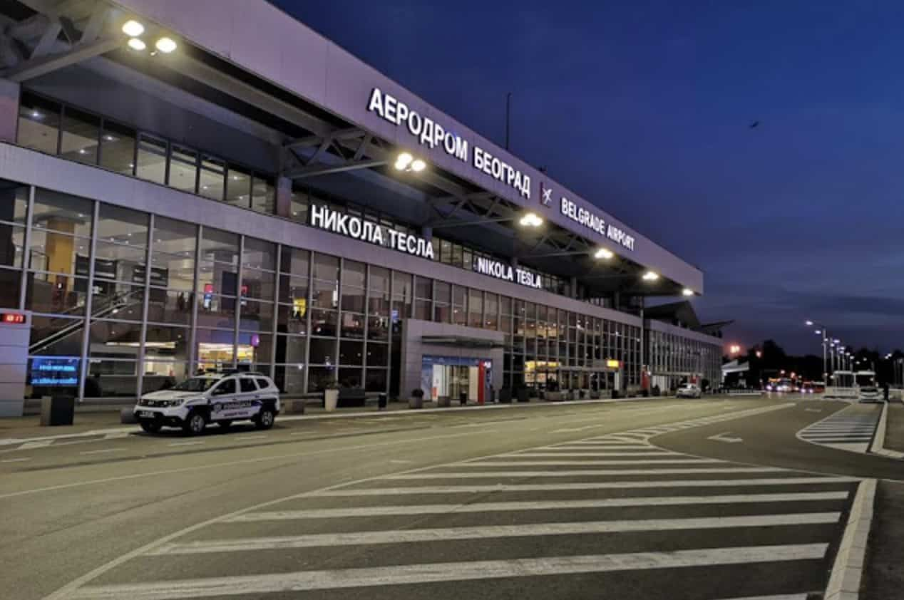Counter-drone system installed at Belgrade Airport