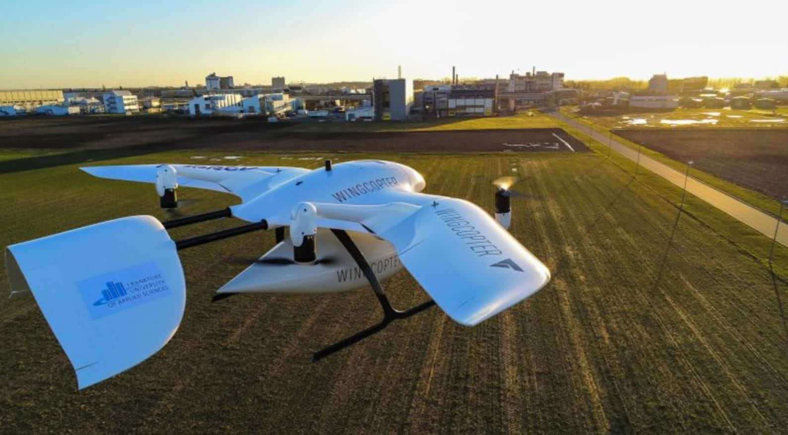 EASA clears the way for parcel transport by drone