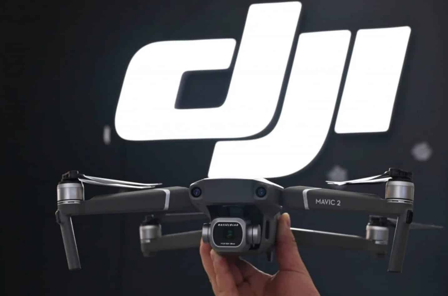Commerce department add DJI to its economic blacklist