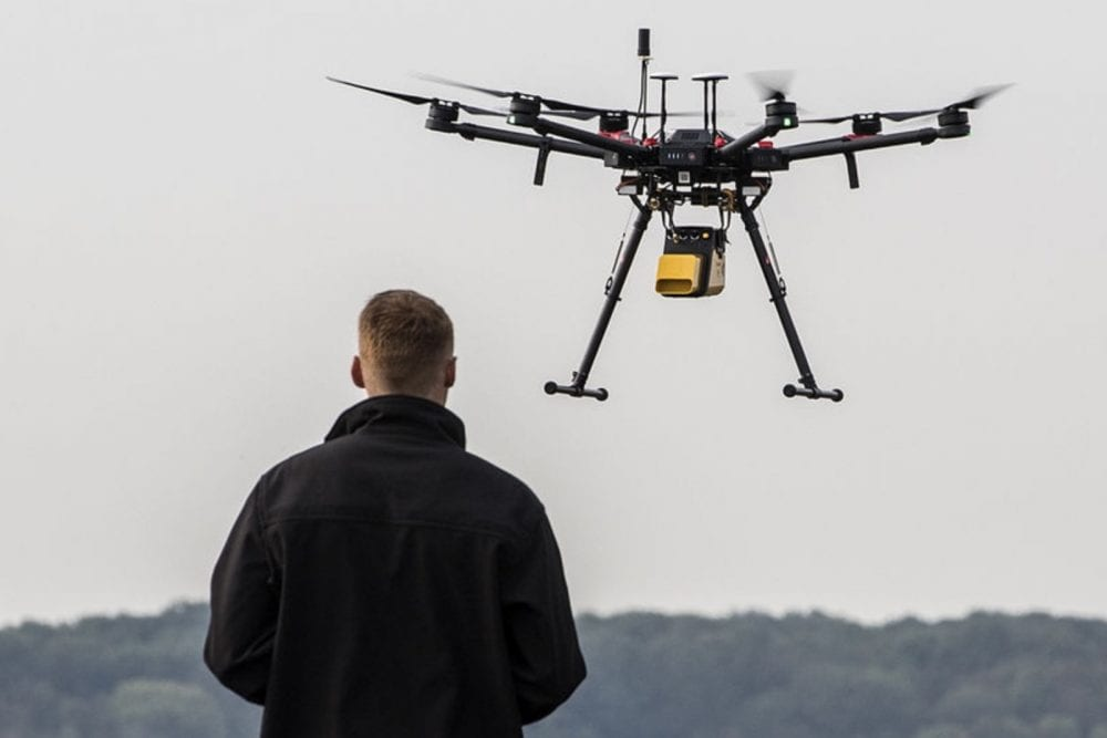 Stricter rules for flying drones in Iceland in first half of 2021