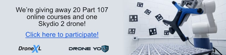 The Part 107 and Skydio 2 Giveaway