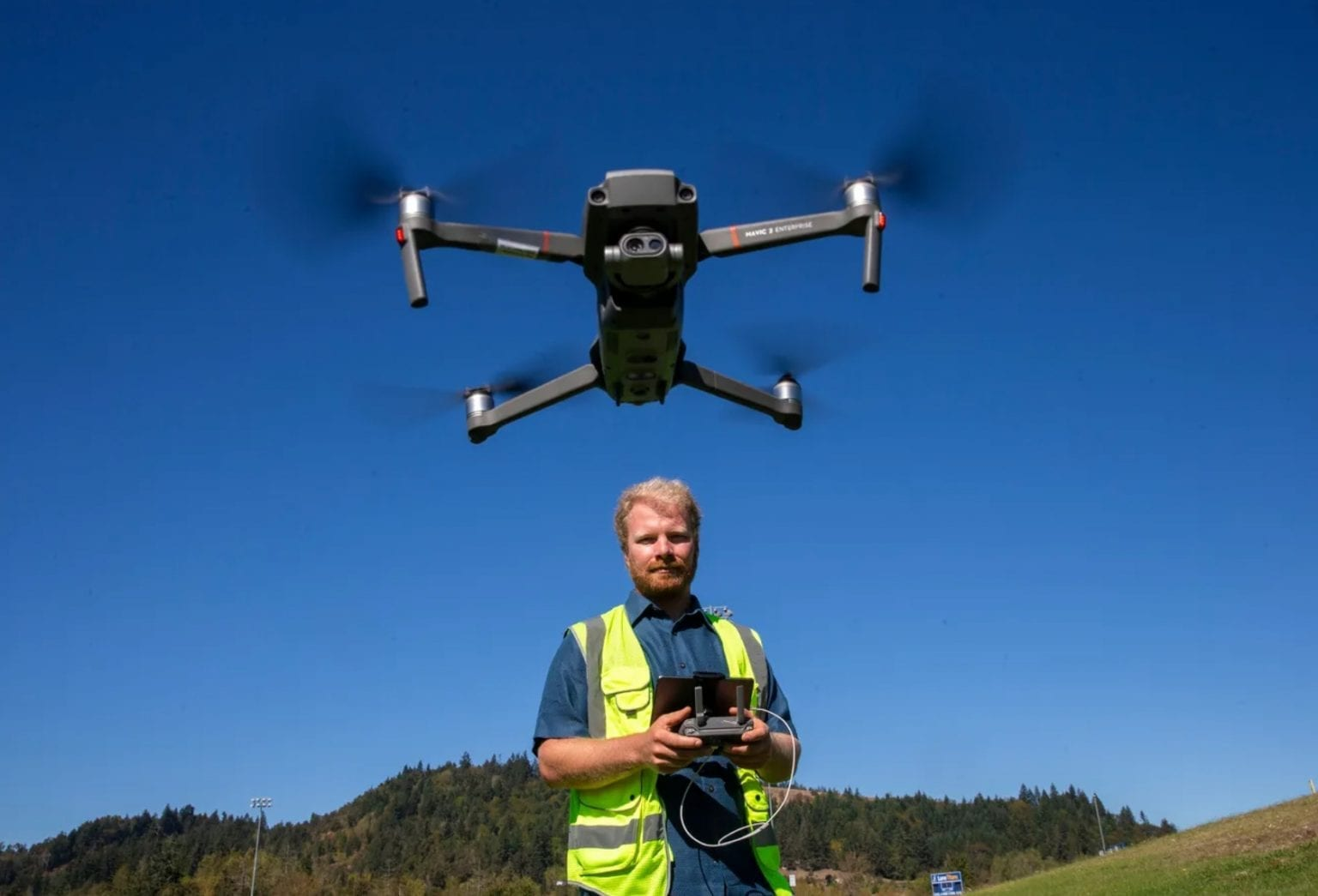 Thermal drone: $3,500. 500th life saved by a drone: Priceless!